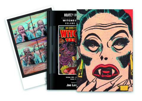 Witches Tales Vol. 3 (Slipcase Edition)