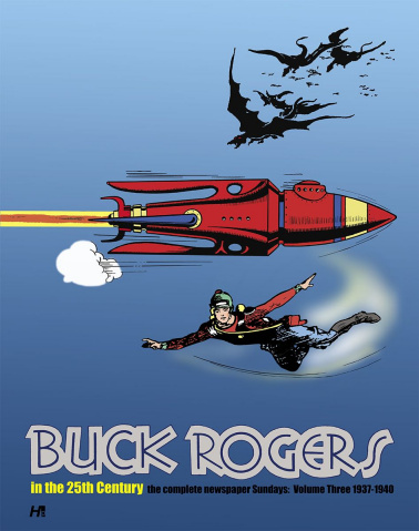 Buck Rogers in the 25th Century Vol. 3: The Complete Newspaper Sundays, 1937-1940