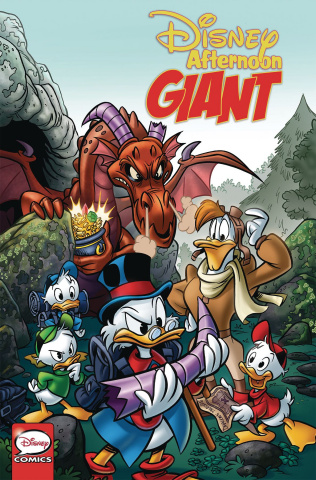 Disney Afternoon: Giant #3