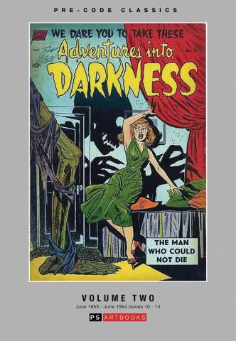 Adventures Into Darkness Vol. 2