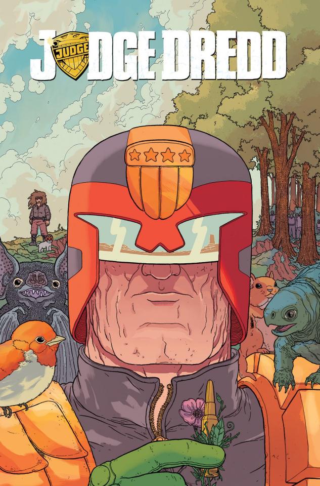 Judge Dredd: Mega-City Zero Vol. 2