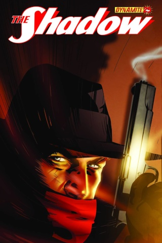 The Shadow #25 (Calero Cover)