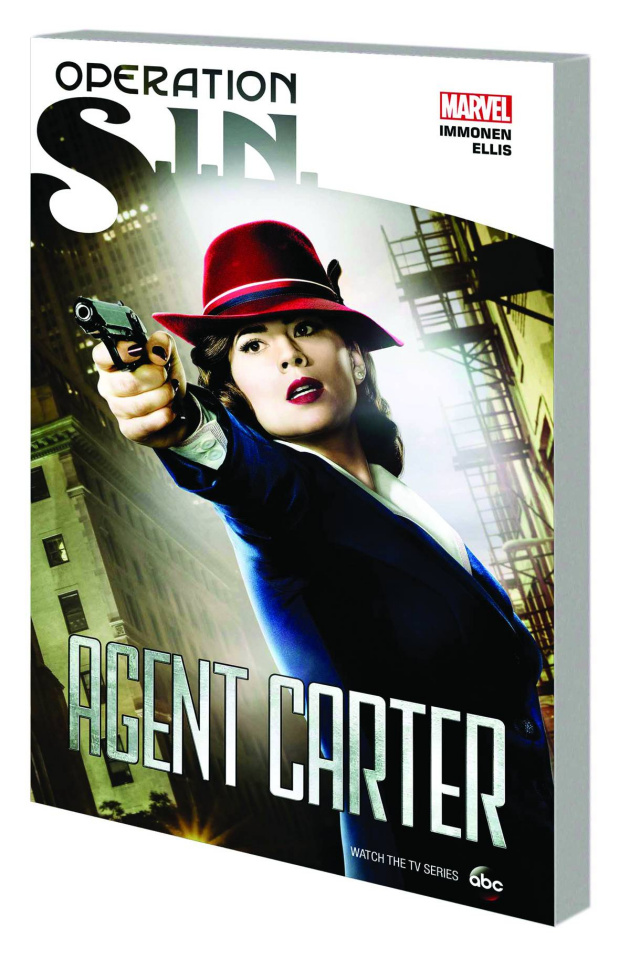 Operation S.I.N.: Agent Carter