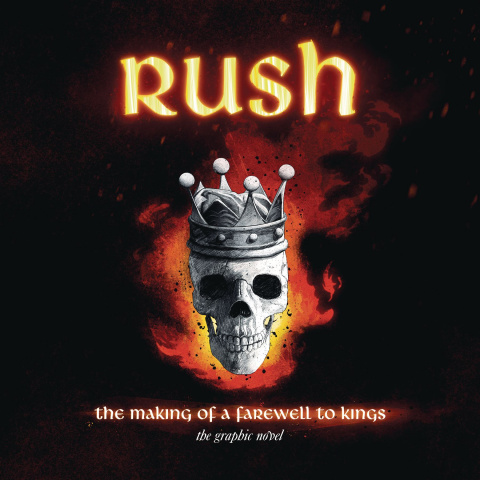 Rush: The Making of a Farewell To Kings