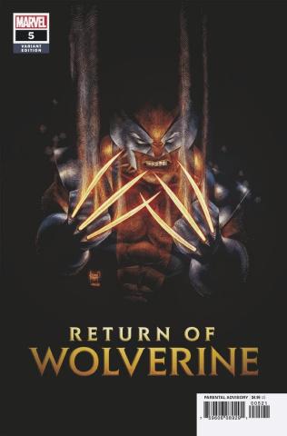 Return of Wolverine #5 (Kubert Cover)