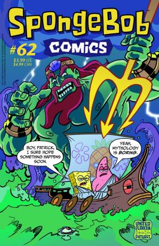 Spongebob Comics #62