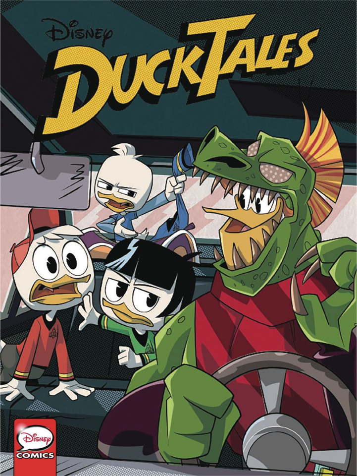 DuckTales: Silence and Science #3