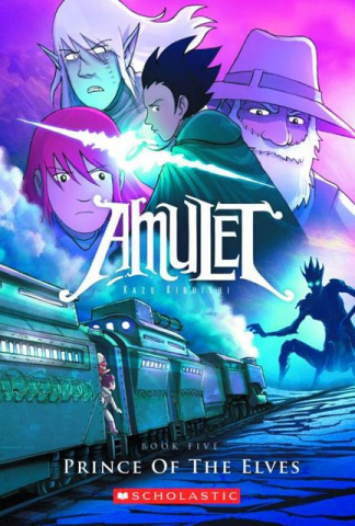 Amulet Vol. 5: Prince of the Elves