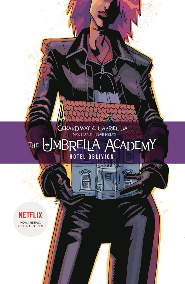 The Umbrella Academy Vol. 3: Hotel Oblivion
