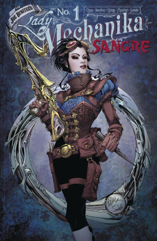 Lady Mechanika: Sangre #1