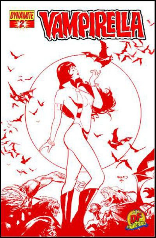 Vampirella #2 (Limited Edition)