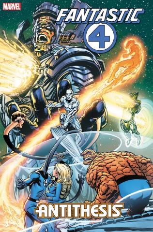 Fantastic Four: Antithesis #2