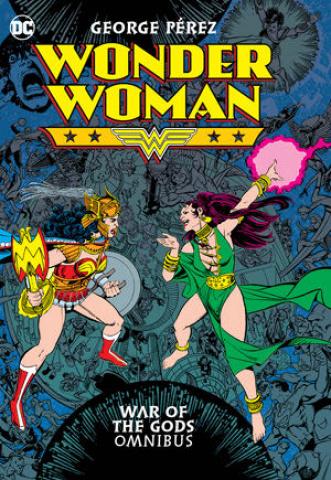 Wonder Woman: War of the Gods (Omnibus)