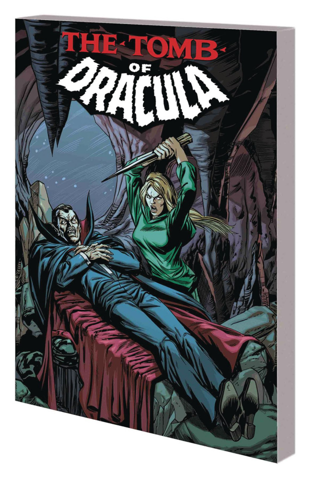 The Tomb of Dracula Vol. 2 (Complete Collection)
