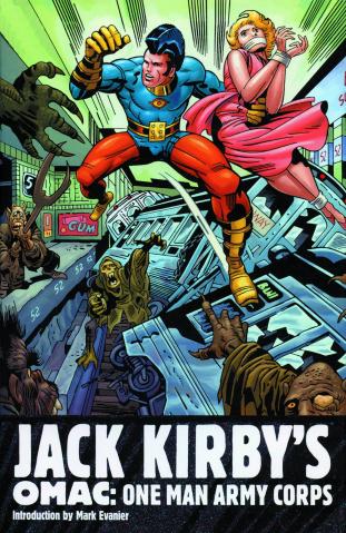 Jack Kirby's OMAC: One Man Army Corps