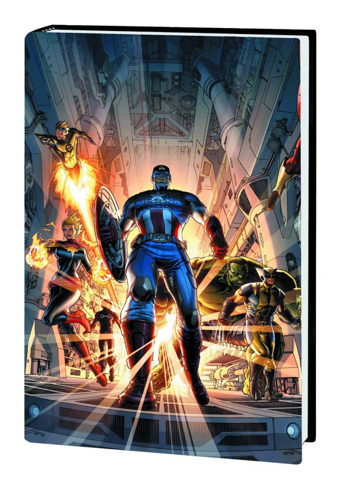 Avengers Vol. 1: Avengers' World