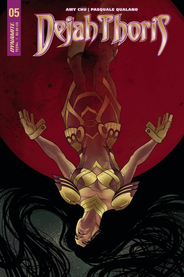 Dejah Thoris #5 (McKone Cover)