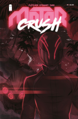 Motor Crush #5 (Tarr Cover)