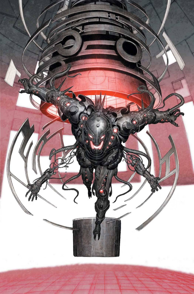 Age of Ultron #3 (Ultron Variant)