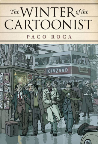 The Winter of the Cartoonist: Paco Roca