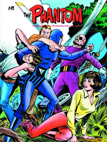 The Phantom: The Complete Series - The Charlton Years Vol. 4