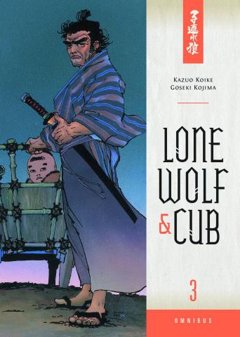 Lone Wolf & Cub Vol. 3