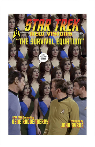 Star Trek: New Visions - The Survival Equation
