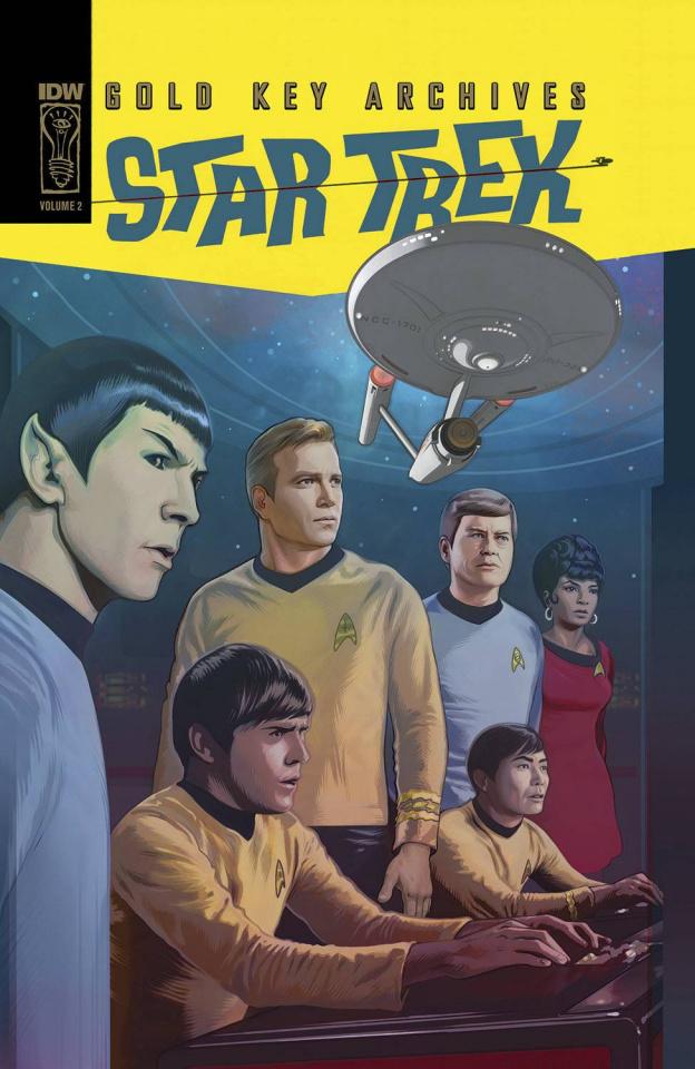 Star Trek: The Gold Key Archives Vol. 2