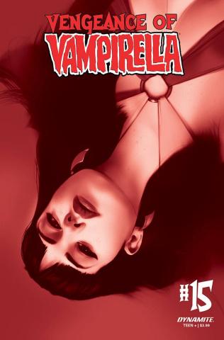 Vengeance of Vampirella #15 (40 Copy Oliver Tint Cover)