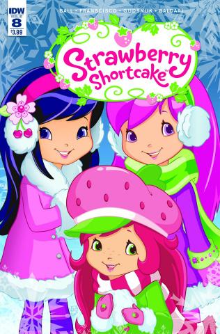 Strawberry Shortcake #8