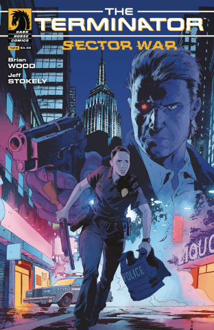 The Terminator: Sector War #1