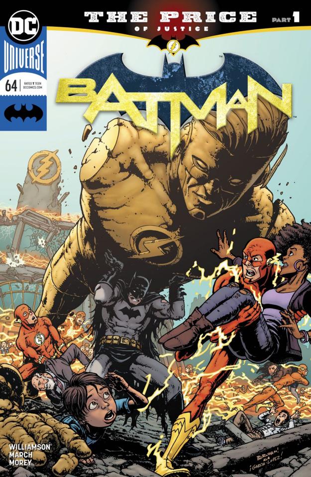Batman #64: Last Cold Case
