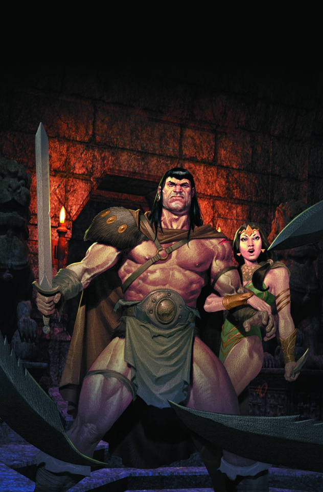 Conan: The People of the Black Circle #2