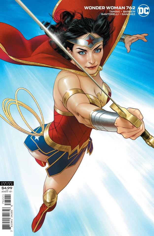 Wonder Woman #762 (Joshua Middleton Card Stock Cover)