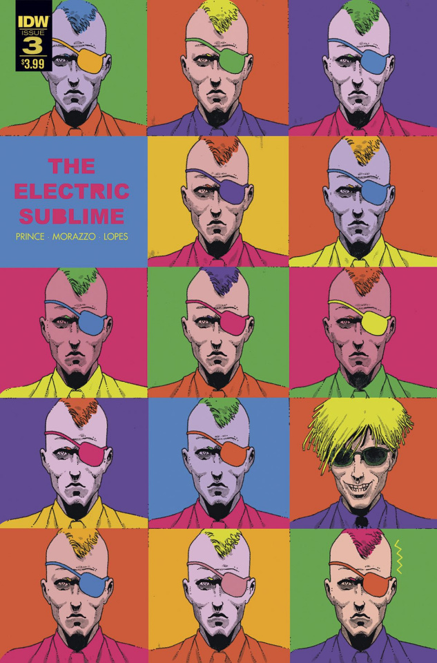 The Electric Sublime #3