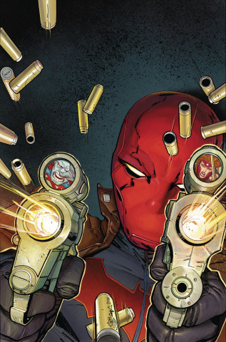Red Hood and The Outlaws: Rebirth #1