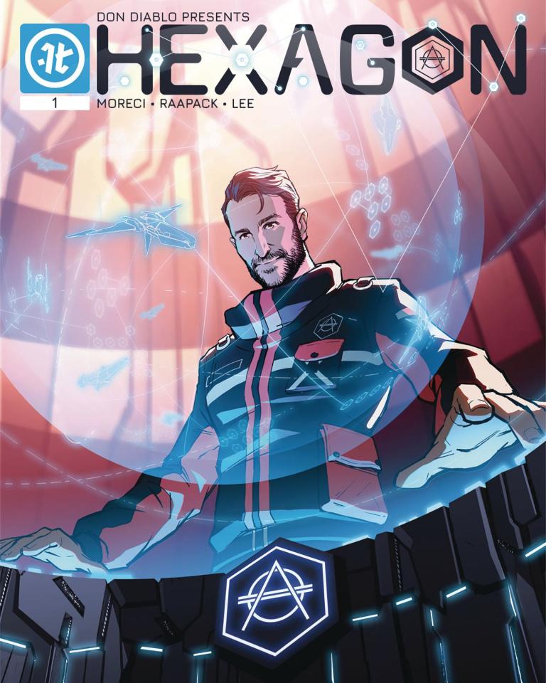 Hexagon #1 (Xu Cover)