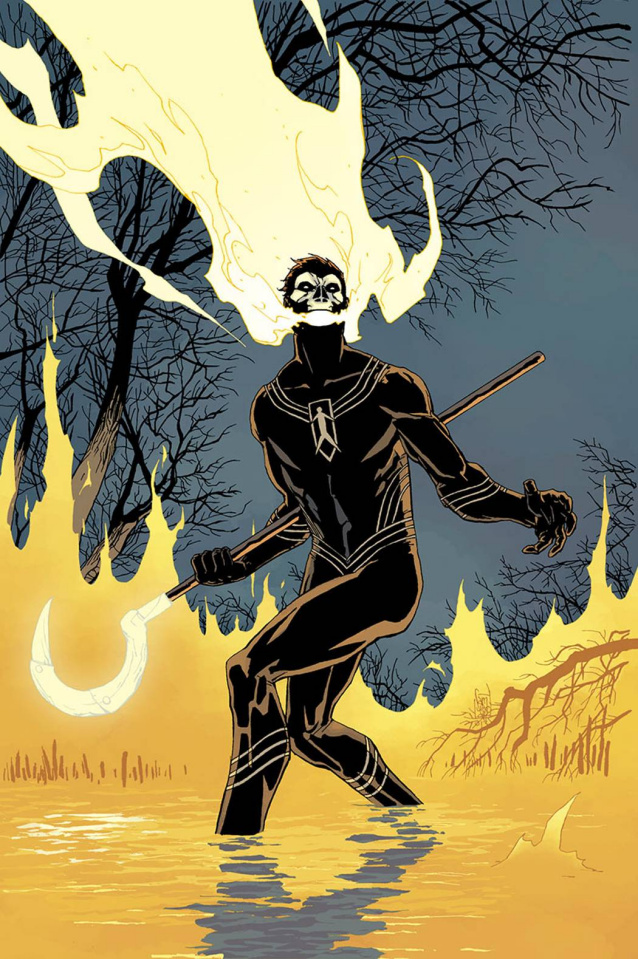 Shadowman: End Times #1 (Camuncoli Cover)