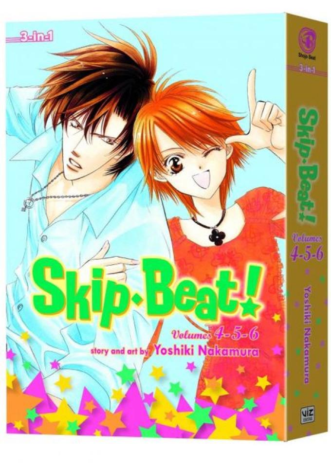 Skip Beat! Vol. 2 (3-In-1 Edition)