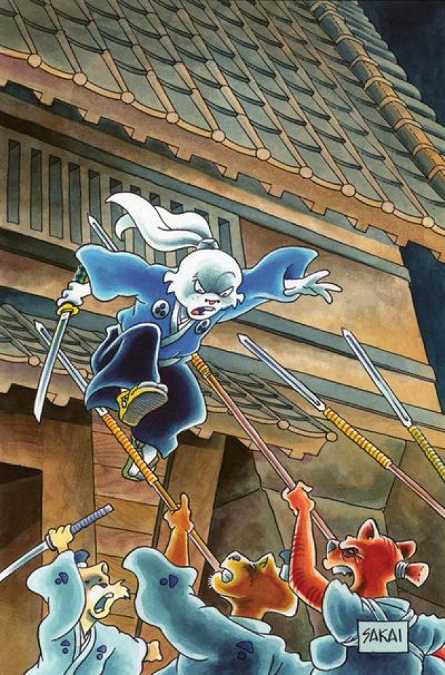 Usagi Yojimbo Vol. 25: Fox Hunt
