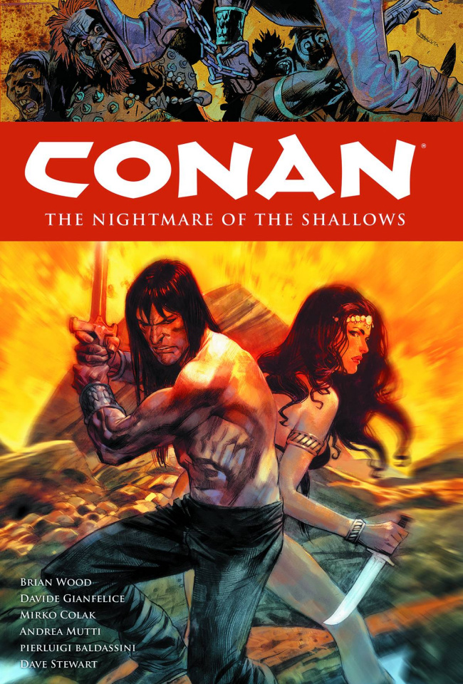 Conan Vol. 15: The Nightmare of Shallows