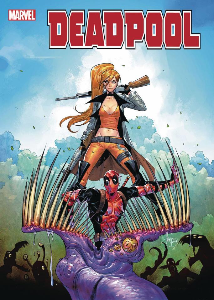 Deadpool #2 (Andolfo Cover)