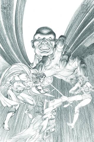 Martian Manhunter #9 (Neal Adams Cover)