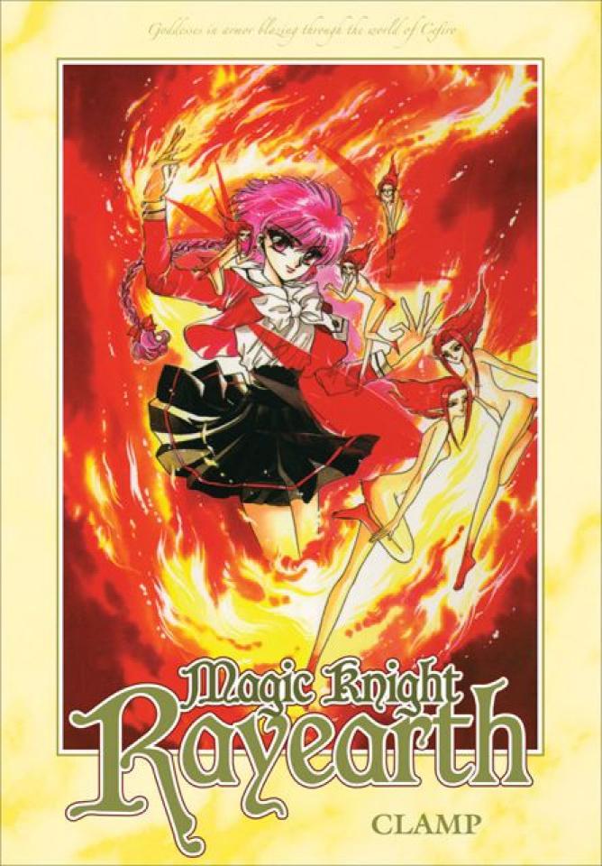 Magic Knight: Rayearth Vol. 1