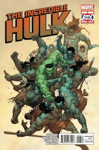 The Incredible Hulk #6