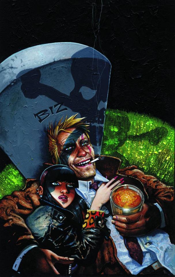 Hellblazer #299