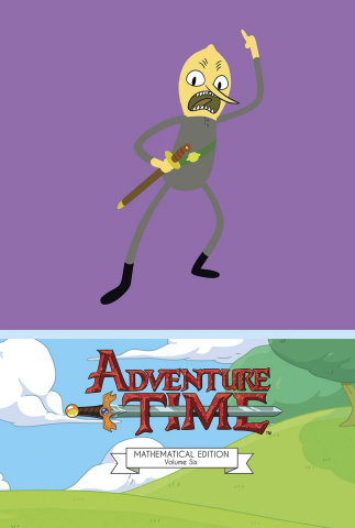 Adventure Time Vol. 6 (Mathematical Edition)