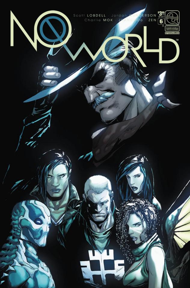 No World #6 (Gunderson Cover)