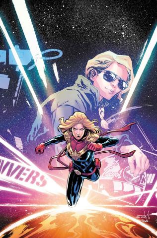 Captain Marvel: Braver & Mightier #1