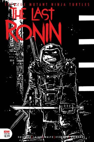 Teenage Mutant Ninja Turtles: The Last Ronin #1 (3rd Printing)